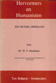 Dankbaar, Dr. W.F.-Hervormers en Humanisten