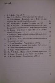 Bregman, C. (e.a.)-Alleen uit Hem en door Hem