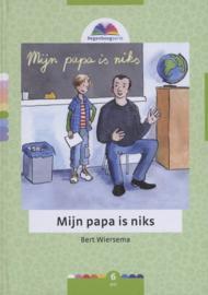 Wiersema, Bert-Mijn papa is niks (nieuw)