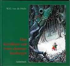Hulst, W.G. van de-Het kerstfeest van twee domme kindertjes