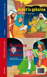Boer, Peter en Oostenbrugge, Daan van-Jezus is geboren-De wijzen uit het oosten (nieuw)