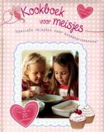Verhagen, Kirsten-Kookboek voor meisjes (nieuw)