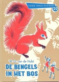 Hulst, W.G. van de-De bengels in het bos