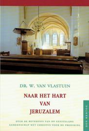Vlastuin, Dr. W. van-Naar het hart van Jeruzalem (nieuw)