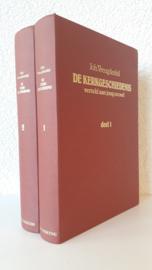 Vreugdenhil, Johan-De Kerkgeschiedenis (compleet, 2 delen)