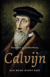 Selderhuis, Herman J.-Calvijn een mens dient God (nieuw)