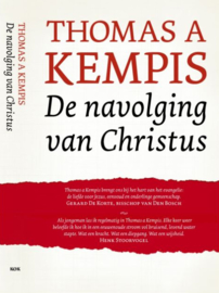 Kempis, Thomas a-De navolging van Christus (nieuw)