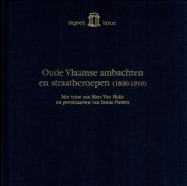 Hulle, Marc van-Oude Vlaamse Ambachten en Straatberoepen