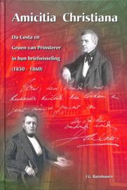 Barnhoorn, J.G.-Amicitia Christiana (nieuw)