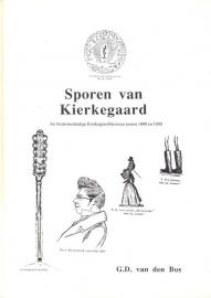 Bos, G.D. van den-Sporen van Kierkegaard