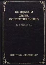 Veldman, Ds. K. (e.a.)-De rijkdom Zijner goedertierenheid