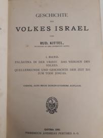 Kittel, Rud.-Geschichte des Volkes Israel