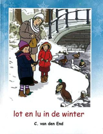 End, C. van den-Lot en Lu in de winter (nieuw)