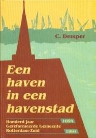 Demper, C.-Een haven in een havenstad