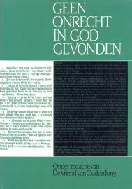 De Vriend van Oud en Jong (redactie)-Geen onrecht in God gevonden