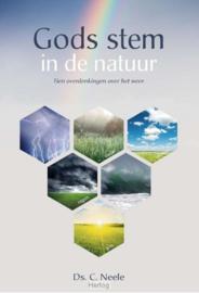 Neele, Ds. C.-Gods stem in de natuur (nieuw)