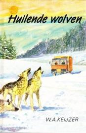 Keijzer, W.A.-Huilende wolven