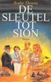 Thoene, Bodie-De sleutel tot Sion