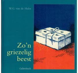 Hulst, W.G. van de-Zo'n griezelig beest (nieuw)