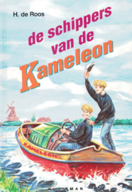 Roos, H. de-De schippers van de Kameleon
