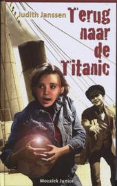 Janssen, Judith-Terug naar de Titanic (nieuw)
