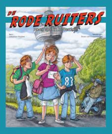 Visscher, Johannes en Oostenbrugge, Daan van-De Rode Ruiters; Hoog spel in Rotterdam (stripboek) (nieuw)