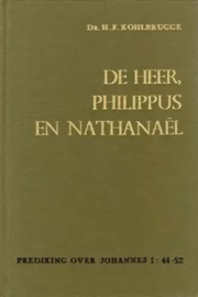 Kohlbrugge, Dr. H.F.-De heer Philippus en Nathanaël