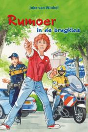 Winkel, Joke van-Rumoer in de brugklas (nieuw)