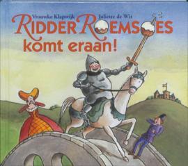Klapwijk, Vrouwke & Wit, Juliette de-Ridder Roemsoes komt eraan (nieuw)