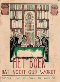 Hulst, W.G. van de-Het boek dat nooit oud wordt
