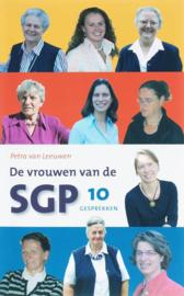 Leeuwen, Petra van-De vrouwen van de SGP