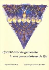 Heiden, Ds. B. van der (e.a.)-Opzicht over de gemeente in een geseculariseerde tijd