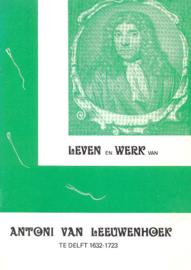 Bos, P. en Daalen, A.P.A. van-Leven en werk van Antoni van Leeuwenhoek