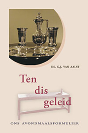 Aalst, Ds. G.J. van-Ten dis geleid