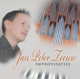 Orgelimprovisaties Jan  Peter Teeuw