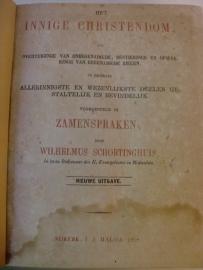 Schortinghuis, Wilhelmus-Het Innige Christendom