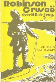 Jong, M.K. de-Robinson Crusoe