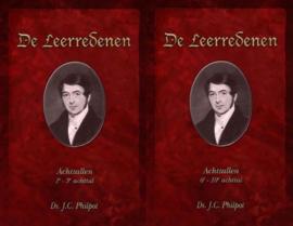 Philpot, J.C.-De Leerredenen, Achttallen, 1e t/m 10e Achttal (nieuw)