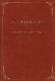 Poel, Ds. Joh. van der-Ter Gedachtenis