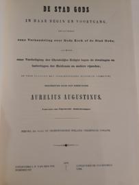 Augustinus, Aurelius-De Stad Gods