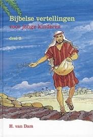 Dam, H. van-Bijbelse vertellingen voor jonge kinderen (deel 2) (nieuw)