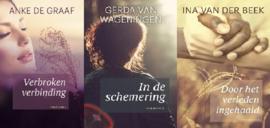 Pakket Gerda van Wageningen, Ina van der Beek, Anke de Graaf (nieuw)