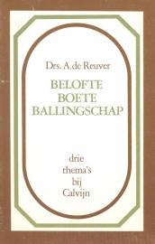 Reuver, Drs. A. de-Belofte Boete Ballingschap