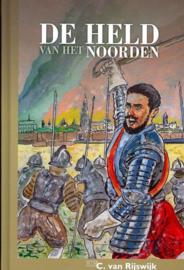 Rijswijk, C. van-De held van het noorden (nieuw)