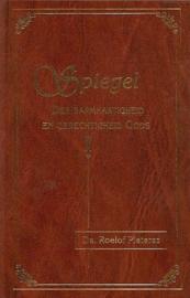 Pietersz., Roelof-Spiegel der Barmhartigheid en Gerechtigheid Gods (nieuw)