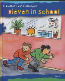 Binsbergen, Liesbeth van-Dieven in school (nieuw)