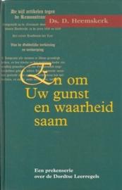 Heemskerk, Ds. D.-En om Uw gunst en waarheid saam