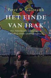 Galbraith, Peter W.-Het einde van Irak