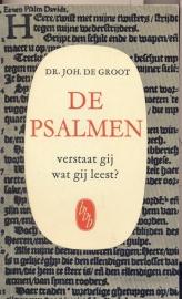 Groot, Dr. Joh. de-De Psalmen