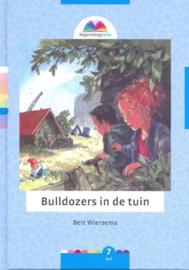 Wiersema, Bert-Bulldozers in de tuin (nieuw)
